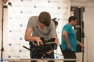 TVPW LIVE: Zawód aktor: Mateusz Damięcki - galeria - 12 zdjęcie w galerii.