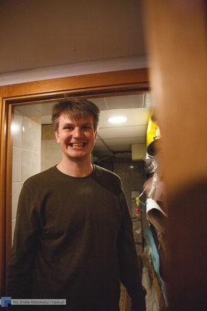 TVPW LIVE: Zawód aktor: Mateusz Damięcki - galeria - 26 zdjęcie w galerii.