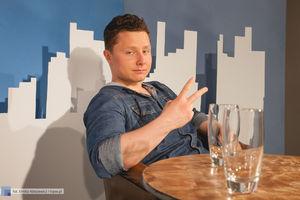 TVPW LIVE: Zawód aktor: Mateusz Damięcki - galeria - 27 zdjęcie w galerii.