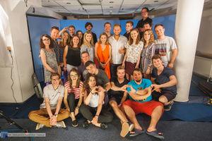 Ekipa i goście programu TVPW Live - 23 zdjęcie w galerii.