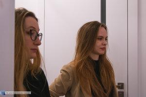 Backstage z filmu promującego targi pracy Spotkaj Swojego Pracodawcę - 7 zdjęcie w galerii.