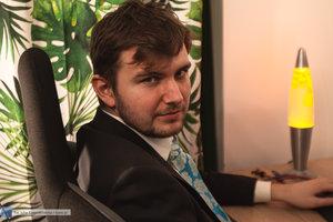 Backstage z filmu promującego targi pracy Spotkaj Swojego Pracodawcę - 14 zdjęcie w galerii.