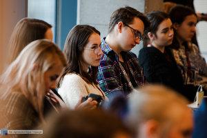 Debata studencka - Różne wymiary samorządu - 5 zdjęcie w galerii.