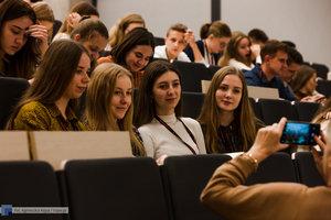 Debata studencka - Różne wymiary samorządu - 10 zdjęcie w galerii.