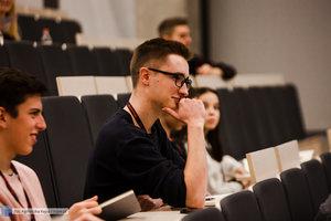 Debata studencka - Różne wymiary samorządu - 14 zdjęcie w galerii.
