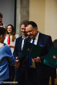 Debata studencka - Różne wymiary samorządu - 29 zdjęcie w galerii.