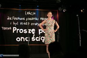 Festiwal Piosenki Miłosnej i Być Może Erotycznej - 8 zdjęcie w galerii.