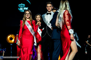 Gala Finałowa Wyborów Miss & Mistera Politechniki Warszawskiej 2019 - 97 zdjęcie w galerii.