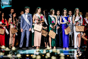 Gala Finałowa Wyborów Miss & Mistera Politechniki Warszawskiej 2019 - 114 zdjęcie w galerii.