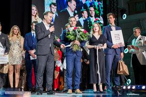 Gala Finałowa Wyborów Miss & Mistera Politechniki Warszawskiej 2019 - 337 zdjęcie w galerii.