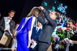 Gala Finałowa Wyborów Miss & Mistera Politechniki Warszawskiej 2019 - 339 zdjęcie w galerii.