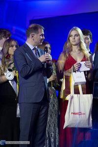 Gala Miss i Mistera Politechniki Warszawskiej 2017 - 107 zdjęcie w galerii.
