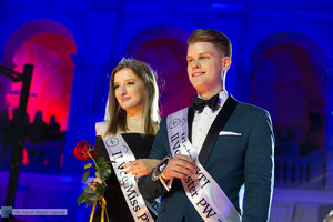 Gala Miss i Mistera Politechniki Warszawskiej 2017 - 110 zdjęcie w galerii.