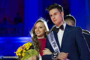 Gala Miss i Mistera Politechniki Warszawskiej 2017 - 112 zdjęcie w galerii.