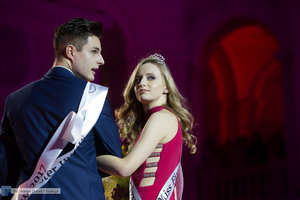 Gala Miss i Mistera Politechniki Warszawskiej 2017 - 115 zdjęcie w galerii.