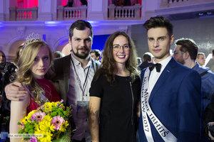 Gala Miss i Mistera Politechniki Warszawskiej 2017 - 119 zdjęcie w galerii.