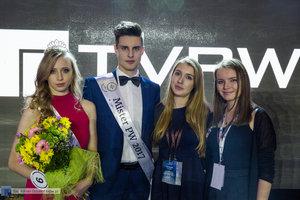 Gala Miss i Mistera Politechniki Warszawskiej 2017 - 124 zdjęcie w galerii.