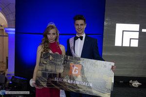 Gala Miss i Mistera Politechniki Warszawskiej 2017 - 125 zdjęcie w galerii.