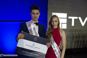 Gala Miss i Mistera Politechniki Warszawskiej 2017 - 129 zdjęcie w galerii.