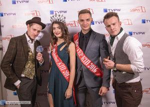Gala Miss i Mistera Politechniki Warszawskiej 2017 - 145 zdjęcie w galerii.