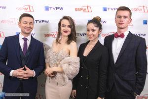 Gala Miss i Mistera Politechniki Warszawskiej 2017 - 147 zdjęcie w galerii.