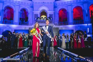 Gala Miss i Mistera Politechniki Warszawskiej 2017 - 329 zdjęcie w galerii.