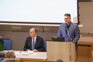 Inauguracja na Wydziale Inżynierii Materiałowej oraz obchody 30-lecia wydziału - 15 zdjęcie w galerii.