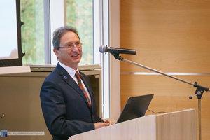 Inauguracja na Wydziale Inżynierii Materiałowej oraz obchody 30-lecia wydziału - 20 zdjęcie w galerii.