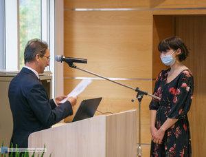 Inauguracja na Wydziale Inżynierii Materiałowej oraz obchody 30-lecia wydziału - 21 zdjęcie w galerii.