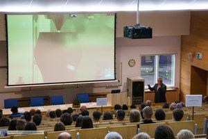 Inauguracja na Wydziale Inżynierii Materiałowej oraz obchody 30-lecia wydziału - 27 zdjęcie w galerii.