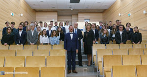 Inauguracja na Wydziale Inżynierii Materiałowej oraz obchody 30-lecia wydziału - 28 zdjęcie w galerii.