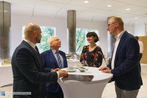 Inauguracja na Wydziale Inżynierii Materiałowej oraz obchody 30-lecia wydziału - 29 zdjęcie w galerii.