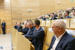 Inauguracja na Wydziale Inżynierii Materiałowej oraz obchody 30-lecia wydziału - 34 zdjęcie w galerii.