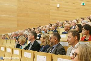 Inauguracja na Wydziale Inżynierii Materiałowej oraz obchody 30-lecia wydziału - 35 zdjęcie w galerii.
