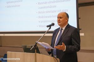 Inauguracja na Wydziale Inżynierii Materiałowej oraz obchody 30-lecia wydziału - 37 zdjęcie w galerii.