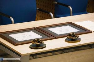 Inauguracja na Wydziale Inżynierii Materiałowej oraz obchody 30-lecia wydziału - 44 zdjęcie w galerii.