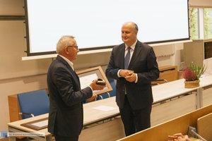 Inauguracja na Wydziale Inżynierii Materiałowej oraz obchody 30-lecia wydziału - 46 zdjęcie w galerii.