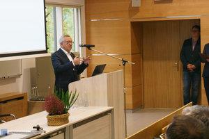 Inauguracja na Wydziale Inżynierii Materiałowej oraz obchody 30-lecia wydziału - 47 zdjęcie w galerii.