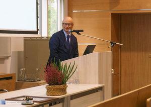 Inauguracja na Wydziale Inżynierii Materiałowej oraz obchody 30-lecia wydziału - 50 zdjęcie w galerii.