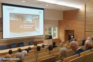 Inauguracja na Wydziale Inżynierii Materiałowej oraz obchody 30-lecia wydziału - 51 zdjęcie w galerii.