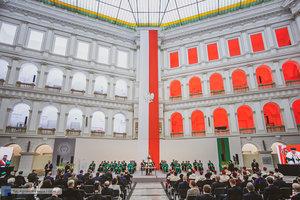 Rok Akademicki 2020/2021 PW rozpoczęty! - 7 zdjęcie w galerii.