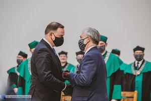 Rok Akademicki 2020/2021 PW rozpoczęty! - 41 zdjęcie w galerii.