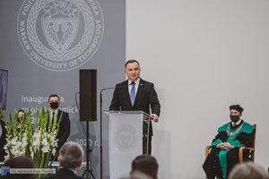 Rok Akademicki 2020/2021 PW rozpoczęty! - 46 zdjęcie w galerii.