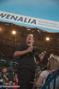 Juwenalia PW 2017: Backstage - 181 zdjęcie w galerii.