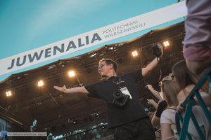 Juwenalia PW 2017: Backstage - 182 zdjęcie w galerii.