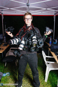 Juwenalia PW 2017: Backstage - 204 zdjęcie w galerii.