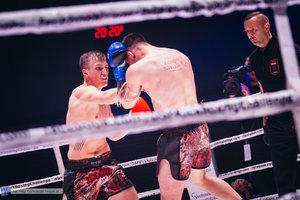 Kickboxingowa rywalizacja na najwyższym poziomie - 12 zdjęcie w galerii.