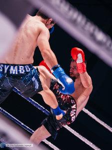 Kickboxingowa rywalizacja na najwyższym poziomie - 16 zdjęcie w galerii.
