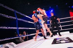 Kickboxingowa rywalizacja na najwyższym poziomie - 20 zdjęcie w galerii.