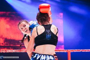 Kickboxingowa rywalizacja na najwyższym poziomie - 24 zdjęcie w galerii.